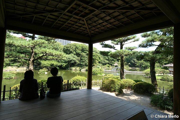 giardino giapponese a Kyoto