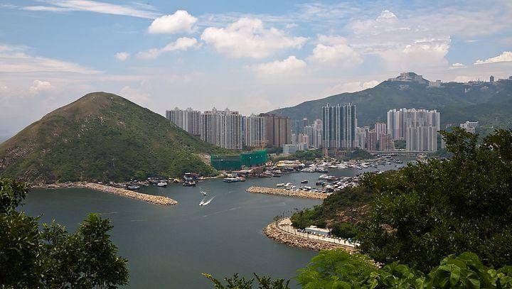Hong Kong da Ocean Park