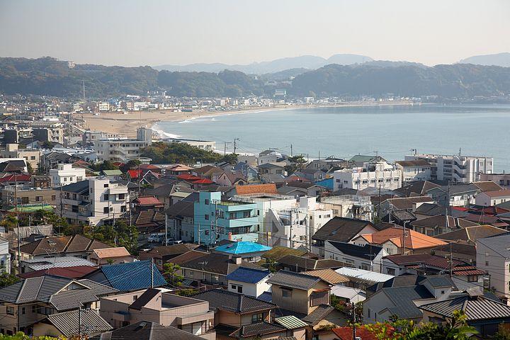 Vista di Kamakura