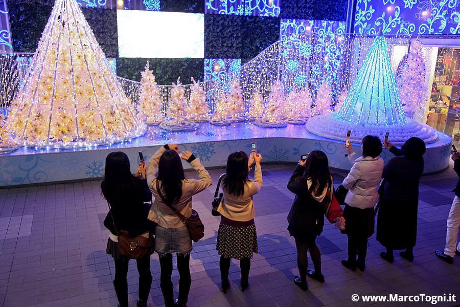 Shinjuku a Natale