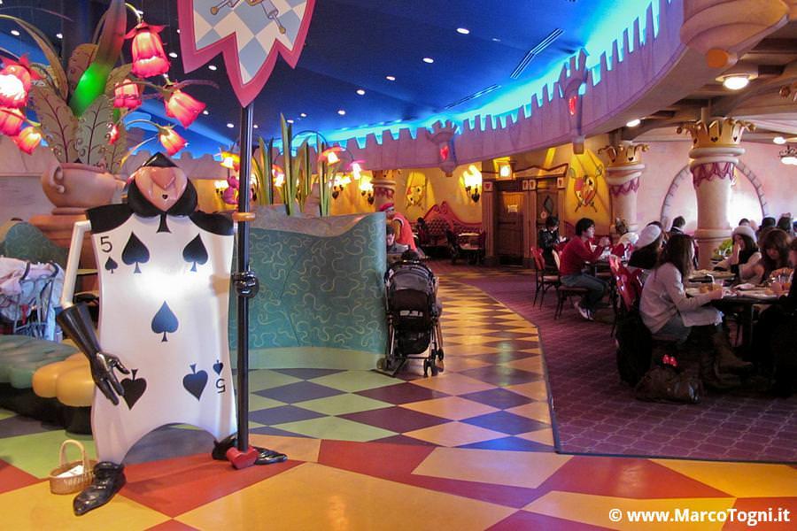 Il ristorante di Alice nel Paese delle Meraviglie