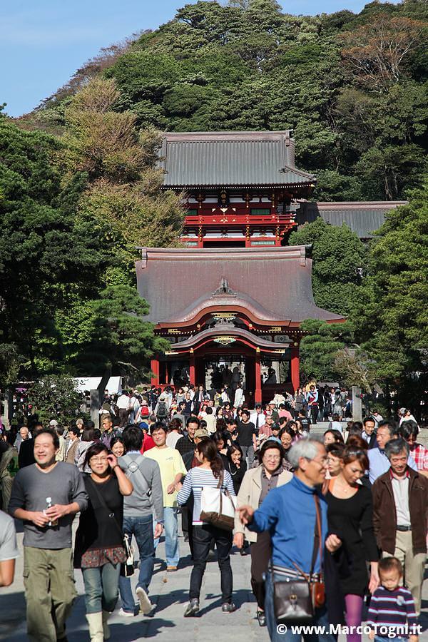 tempio a Kamakura